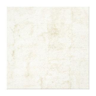 プラスターアンティークの紙のテンプレートのブランクのニュートラル キャンバスプリント