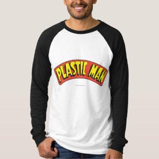 プラスチック人のロゴ Tシャツ