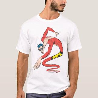 プラスチック人の形転位 Tシャツ