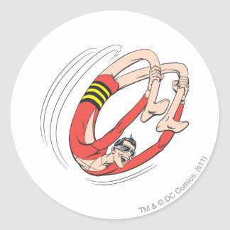 プラスチック人のBackbendの車輪 ラウンドシール