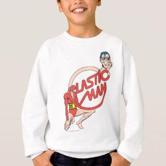 プラスチック人のRubberneckの印 スウェットシャツ