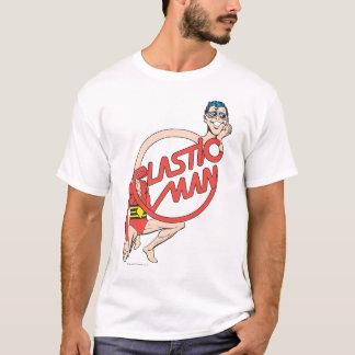 プラスチック人のRubberneckの印 Tシャツ