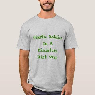 プラスチック兵士 Tシャツ