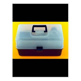 プラスチック道具箱 ポストカード