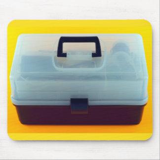 プラスチック道具箱 マウスパッド