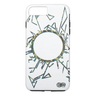 プラスデジタル星の迷彩柄のiPhone 7堅い iPhone 8 Plus/7 Plusケース