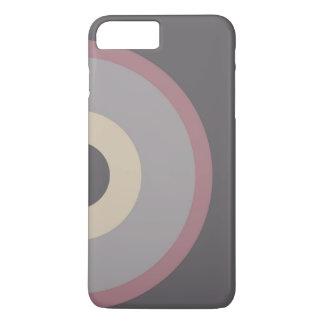 プラスレトロの虹の灰色のiPhone 7 iPhone 8 Plus/7 Plusケース