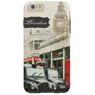 プラスロンドンの通りのiphone 6 tough iPhone 6 plus ケース