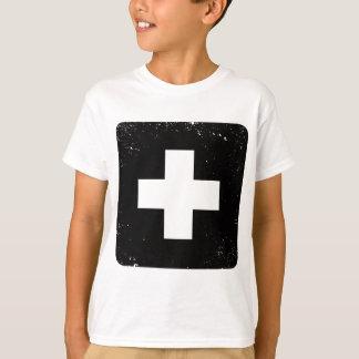 プラス符号 Tシャツ