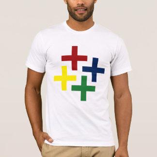プラス + Tシャツ