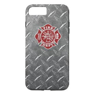 プラスDept/消防士のiPhone 7を堅い始動させて下さい iPhone 8 Plus/7 Plusケース