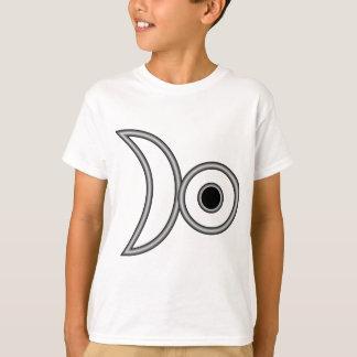 プラチナのための錬金術師の記号 Tシャツ