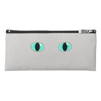 プラチナミンクのTonkinese猫の筆箱 ペンシルケース