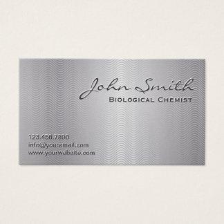 プラチナ金属の生物的化学者の名刺 名刺