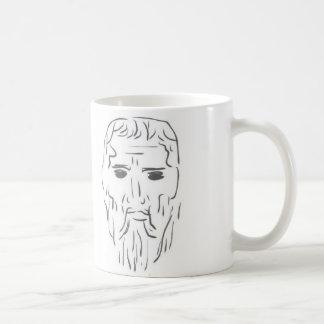 プラトンのマグ コーヒーマグカップ