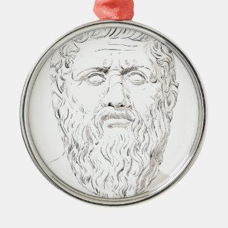 プラトン メタルオーナメント