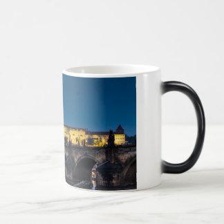 プラハのマグ マジックマグカップ