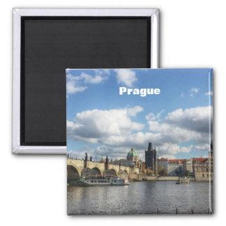 プラハのヴィンテージ旅行観光事業は加えます マグネット