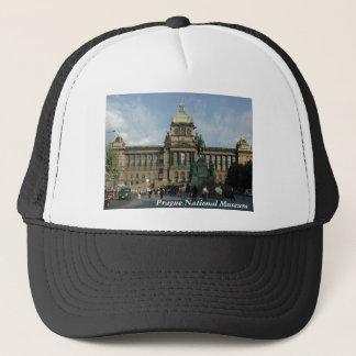 プラハの国立博物館の帽子 キャップ