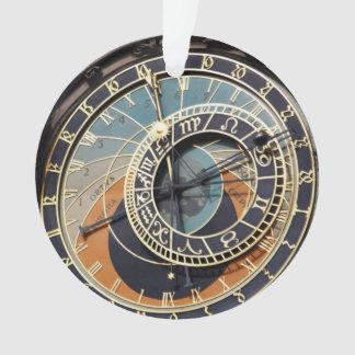 プラハの天文時計 オーナメント