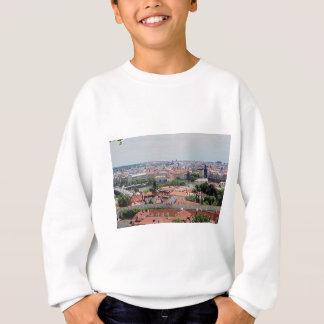 プラハの景色 スウェットシャツ