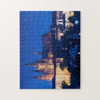 プラハ城のパズル ジグソーパズル