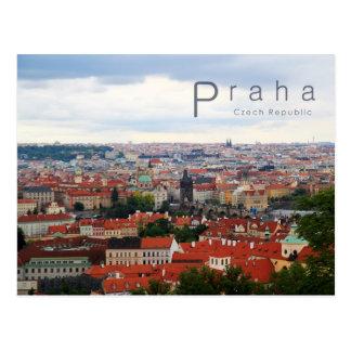 プラハ001のチェコの写真 ポストカード