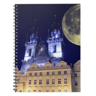 プラハ ノートブック