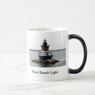 プラムビーチのLighouseのマグ マジックマグカップ