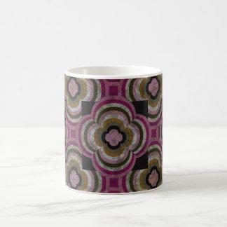 プラム反射のマグ コーヒーマグカップ
