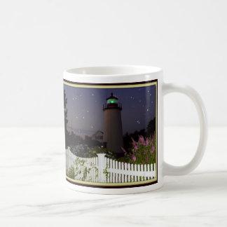 プラム島の灯台 コーヒーマグカップ