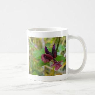 プラム植物相 コーヒーマグカップ