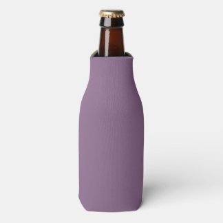 プラム無地 ボトルクーラー