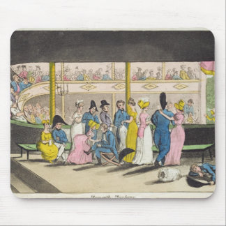 プリマスのプレイハウス、「冒険からのプレートの マウスパッド