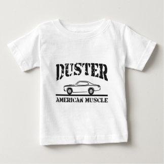プリマスの塵払いアメリカ筋肉車 ベビーTシャツ