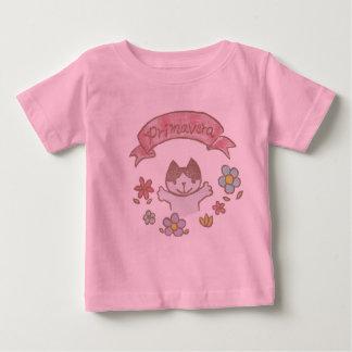 プリマヴェーラ(猫) ベビーTシャツ