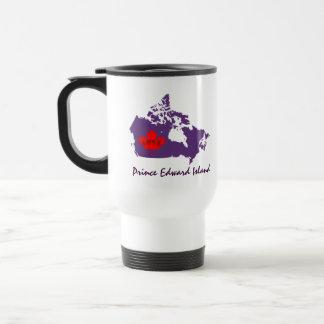プリンス・エドワード・アイランドカナダのコーヒーティーカップのマグ トラベルマグ
