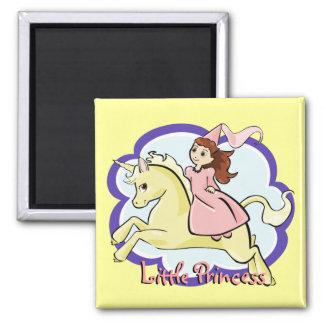 プリンセスおよびユニコーンの磁石 マグネット