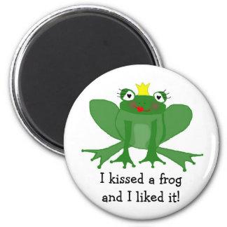 プリンセスのカエルの磁石 マグネット