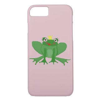 プリンセスのカエルのIphoneの場合 iPhone 8/7ケース