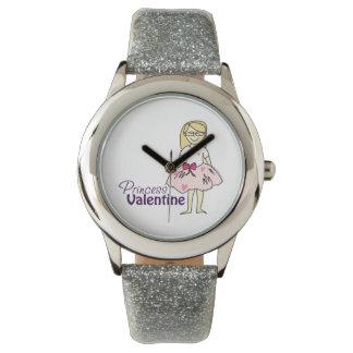 プリンセスのバレンタイン 腕時計