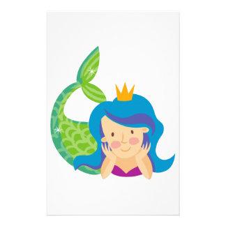 プリンセスの人魚 便箋