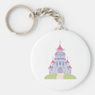 プリンセスの城 キーホルダー