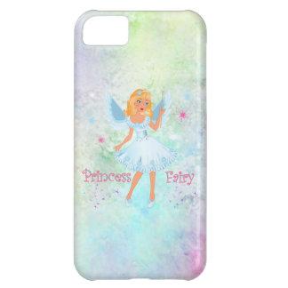 プリンセスの妖精のiPhone 5カバー iPhone5Cケース
