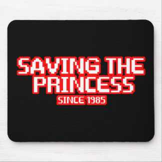 プリンセスを救うこと マウスパッド