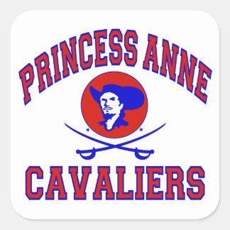 プリンセスアンの騎士 スクエアシール