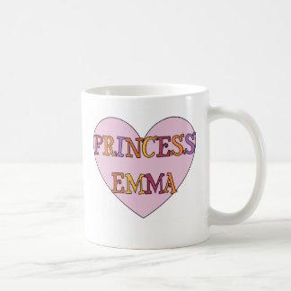 プリンセスエマ コーヒーマグカップ