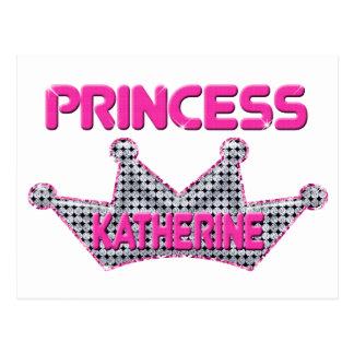 プリンセスカサリン ポストカード