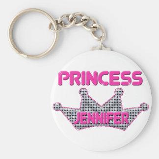 プリンセスジェニファー キーホルダー