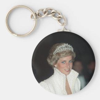 プリンセスダイアナ香港1989年 キーホルダー